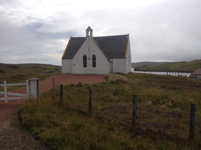 C:\Users\Virginia Rundle\Pictures\Shetland Photos\Westerskeld Church.JPG