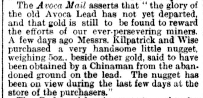C:\Users\Virginia Rundle\Dropbox\VR\Ancestry Stuff\Rowan to unbuckle PDF's\The Argus (Melbourne, Kilpatrick Wise Gold Nugget Vic 1848-1956 Friday 13 February 1874 page 7.png