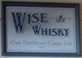 Wise Whiskey Cork Ireland